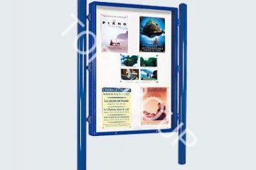 Gabloty reklamowe Vega – TopArchitektura.pl