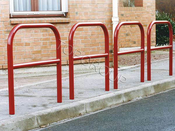 barierka uliczna wzmocniona