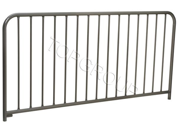 barierka z prętami