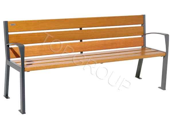 Ławka drewniana Silaos