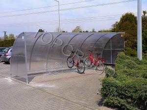 Wiata CYCLE rowerowa