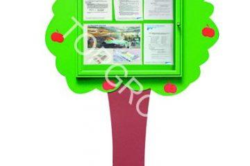 Gabloty w kształcie drzewka informacyjnego – TopArchitektura.pl