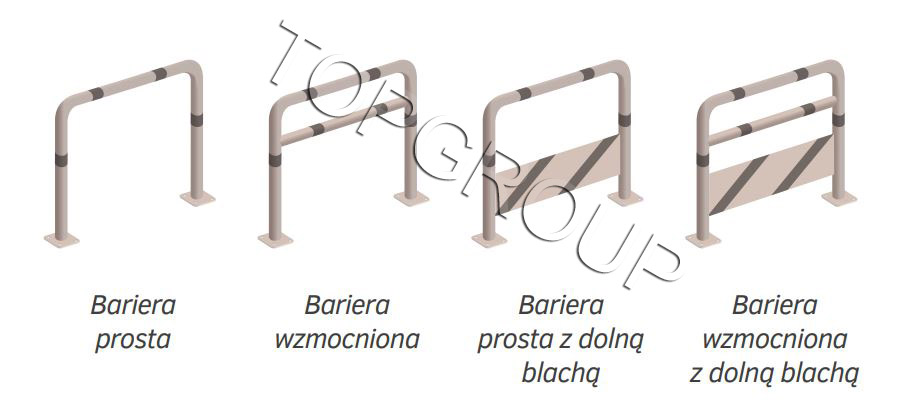 Modele barier 76