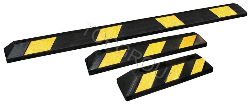 Ograniczniki parkingowe gumowe 1