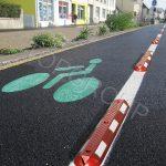 separatory pasów drogowych
