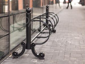 stojak rowerowy typ praga menu