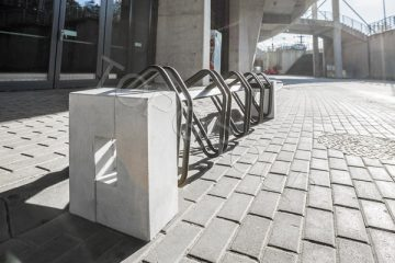 Stojaki rowerowe typ ROMA – TopArchitektura.pl