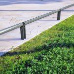 barierki uliczne krawężnikowe