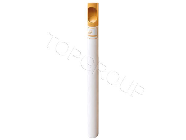 słupek drogowy papieros