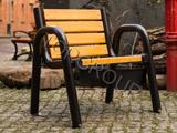Krzesło Spartan bis menu