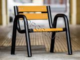 Krzesło Spartan menu