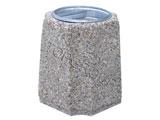 Kosz betonowy czworokątny 40l 1-53 menu