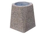 Kosz betonowy trapezowy 40l 1-44 menu